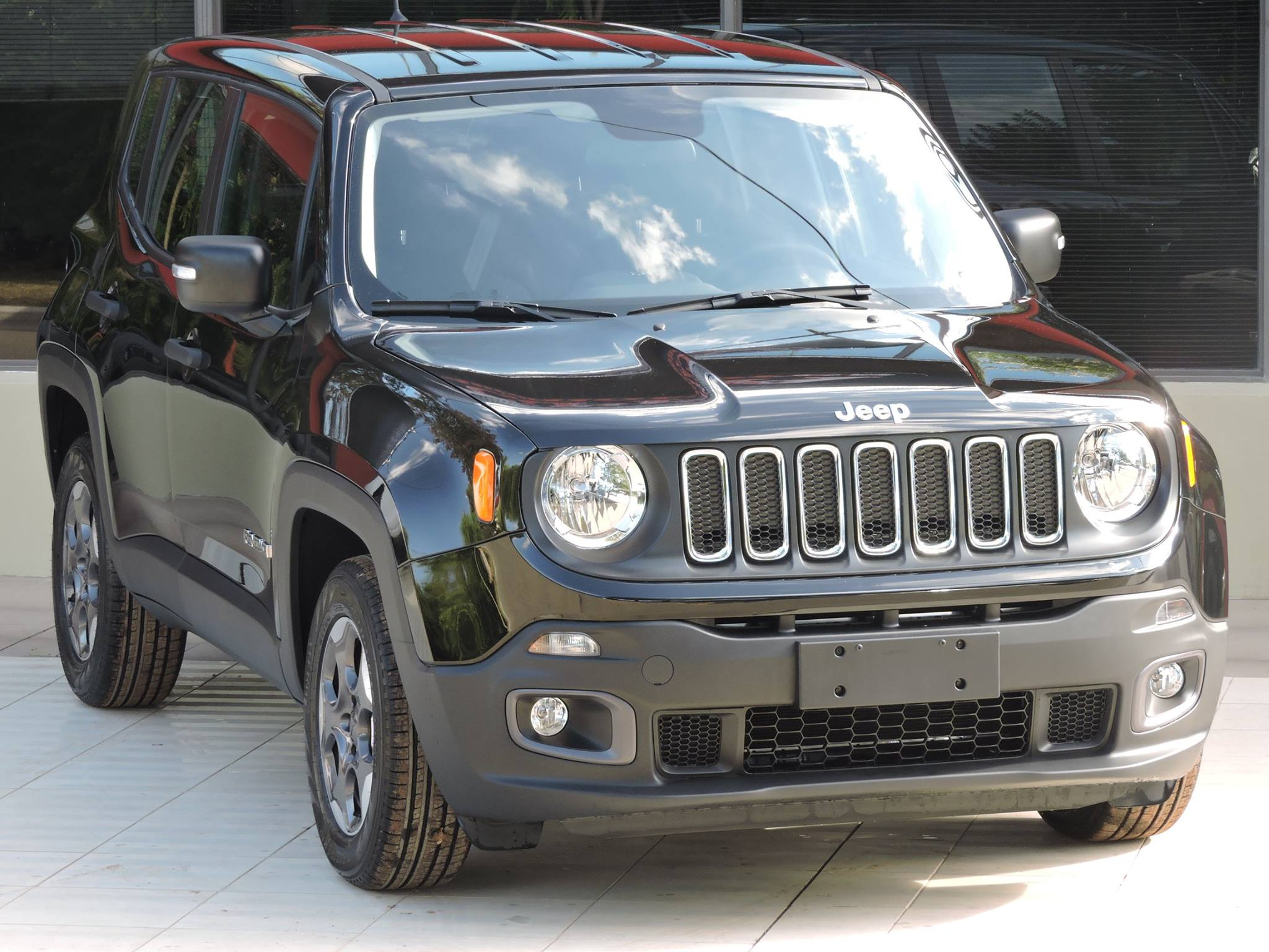 Crysler Jeep Renegade Sport MTS 4x2 1.8LE-Torq EVO 128hp