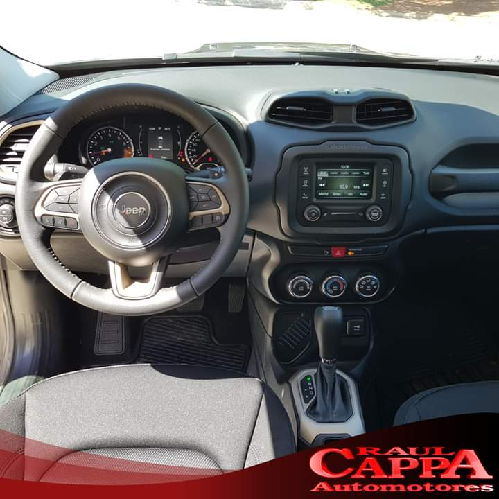 Crysler JEEP RENEGADE 1.8L SPORT 4X2 AT