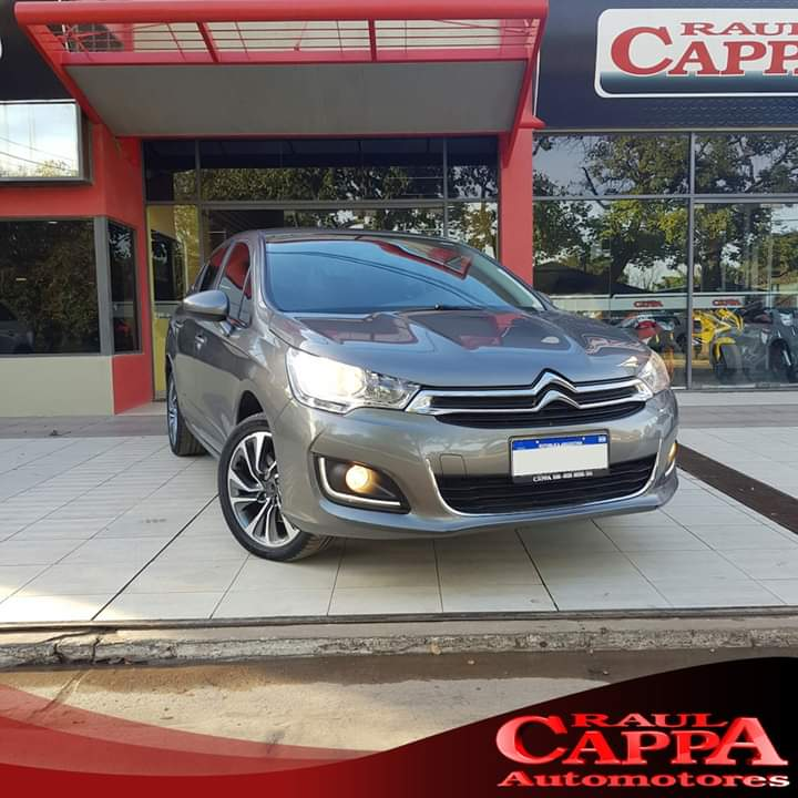 Citroen C4 LOUNGE 1.6 THP FEEL MT