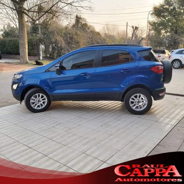 Ford ECOSPORT 1.5L SE AT